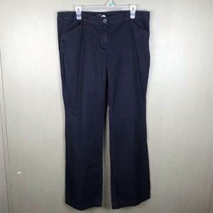 Lands' End Pants Size 14